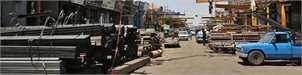 رکود در بازار آهن/ هر کیلو میلگرد ۱۵ هزار و ۲۰۰ تومان شد