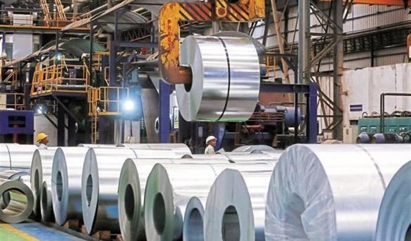 رشد ۵۰ درصدی وزن صادرات محصولات فولادی